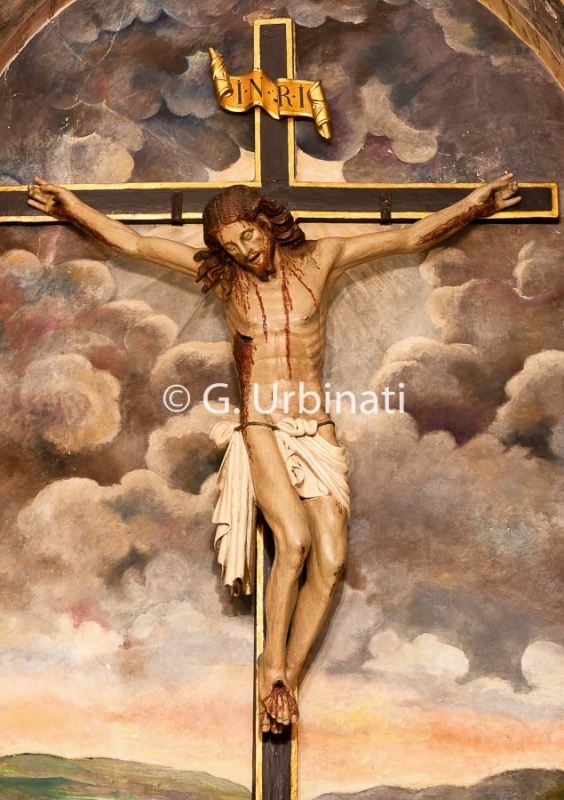 Croce Chiesa Clarisse