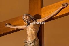 Croce Chiesa Grazie particolare