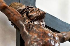 Croce Chiesa Sant'Andrea della'Ausa